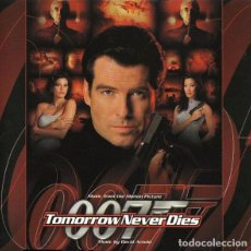 CDs de Música: DAVID ARNOLD ?– TOMORROW NEVER DIES (MUSIC FROM THE MOTION PICTURE) ]ED.:EU, 1997]. Lote 122833307