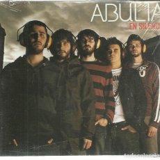 CDs de Música: ABULIA - EN SILENCIO - CD SONOGRAND 2011 NUEVO. Lote 122852795