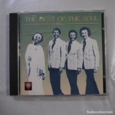 CDs de Música: THE BEST OF THE SOUL VOL. 2 - CD 1995 . Lote 122872195