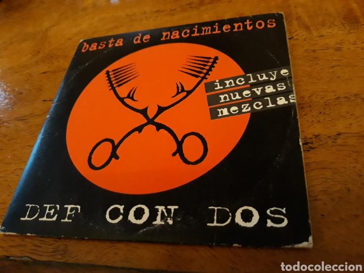 BASTA DE NACIMIENTOS INCLUYE NUEVAS MEZCLAS DEF CON DOS DCD (Música - CD's Hip hop)