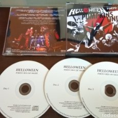 CDs de Música: HELLOWEEN BOX UNITED. Lote 122968592