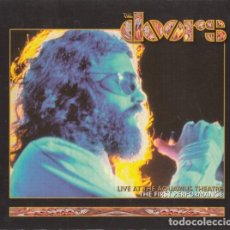 CDs de Música: THE DOORS - LIVE AT THE AQUARIUS THEATRE: THE FIRST PERFORMANCE - 2XCD DIGIPACK. Lote 122977167