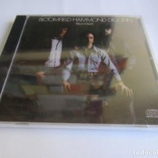 CDs de Música: MIKE BLOOMFIELD/JOHN PAUL HAMMOND/DR. JOHN - TRIUMVIRATE 1973 USA CD. Lote 123017963