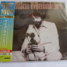 CDs de Música: MIKE MAINIERI - LOVE PLAY 1977/2016 JAPAN CD SICJ-210. Lote 123030763