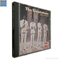 CDs de Música: SKY'S THE LIMIT (MOTOWN 1971) THE TEMPTATIONS / CD / POLYGRAM ESPAÑA 1996. Lote 123030843