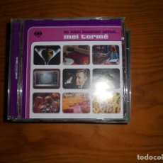 CDs de Música: IN THE LOUNGE WITH...MEL TORMÉ. COLUMBIA 2001. CD. IMPECABLE. Lote 123050951
