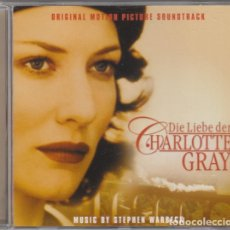 CDs de Música: CHARLOTTE GRAY / STEPHEN WARBECK CD BSO. Lote 86591616
