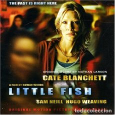 CDs de Música: LITTLE FISH / NATHAN LARSON CD BSO. Lote 123059647