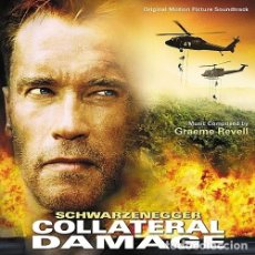 CDs de Música: COLLATERAL DAMAGE / GRAEME REVELL CD BSO. Lote 21440406