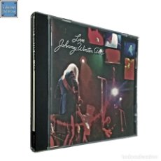 CDs de Música: LIVE (1971) JOHNNY WINTER AND / CD / CBS EUROPA. Lote 123061503