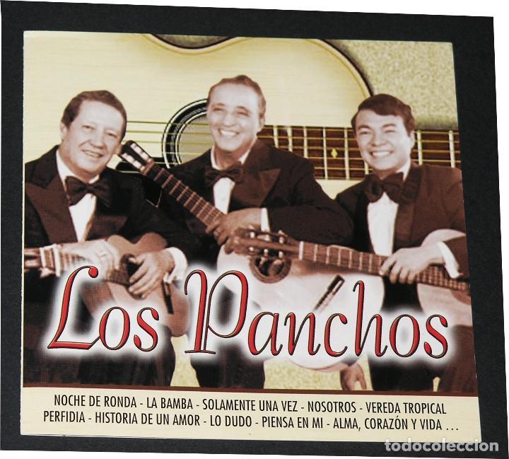 LOS PANCHOS 4 CD 100 CANCIONES (Música - CD's Latina)