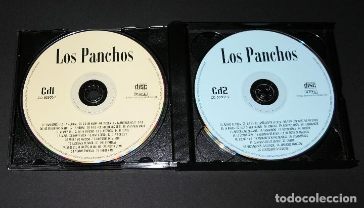 CDs de Música: LOS PANCHOS 4 CD 100 CANCIONES - Foto 3 - 123083467