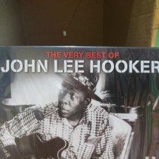 CDs de Música: THE VERY BEST OF JOHN LEE HOOKER PRECINTADO 2 CDS. Lote 124530491