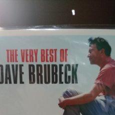 CDs de Música: THE VERY BEST OF DAVE BRUBECK PRECINTADO 3 CDS. Lote 123101298