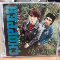 CDs de Música: CHOPPER SLOGANS AND JINGLES CD USA 1993 PDELUXE. Lote 123105407