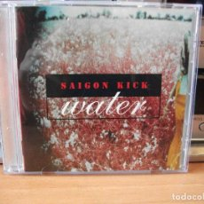 CDs de Música: SAIGON KICK WATER CD ALBUM GERMANY 1993 PDELUXE. Lote 123107155