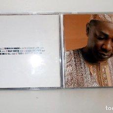CDs de Música: YOUSSOU N'DUR - EGYPT - CD 7559-79694-2 NM/EX. Lote 123121551