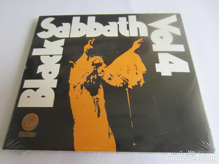 BLACK SABBATH - VOL. 4 1972/2009 UE CD * REMASTERED * DIGIPACK (Música - CD's Rock)