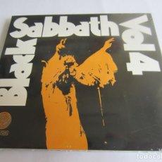 CDs de Música: BLACK SABBATH - VOL. 4 1972/2009 UE CD * REMASTERED * DIGIPACK. Lote 123127295