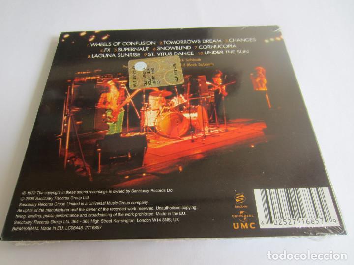 CDs de Música: BLACK SABBATH - VOL. 4 1972/2009 UE CD * REMASTERED * DIGIPACK - Foto 2 - 123127295