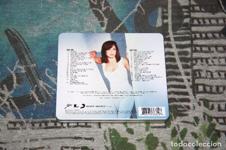 CDs de Música: Gloria Estefan - The Essential - 2 CD's - Tin Box Limited Edition - Caja Metálica - 88697536822 - Foto 3 - 123161611