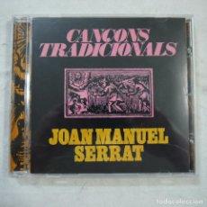 CDs de Música: JOAN MANUEL SERRAT - CANÇONS TRADICIONALS - CD 2000 . Lote 123220947
