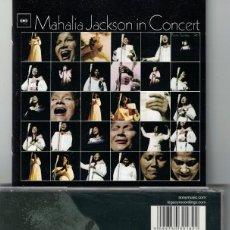 CDs de Música - MAHALIA JACKSON - IN CONCERT (CD, COLUMBIA 2001) - 123313895