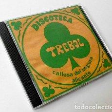 CDs de Música: DISCOTECA TREBOL - CALLOSA DE SEGURA. ALICANTE - CD SESIÓN AÑO 1975 - 60 MINUTOS DE MÚSICA SIN PAUSA. Lote 229457775