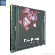 CDs de Música: THE 20 GREATEST HITS / TINA TURNER / CD / BRISA 2014. Lote 123336583