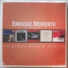 CDs de Música: ENRIQUE MORENTE-ORIGINAL ALBUM SERIES, WARNER MUSIC SPAIN-2564622511, PRECINTADO, SIN ABRIR. Lote 123344951