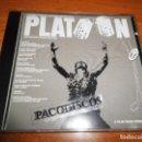 CDs de Música: PLATOON BANDA SONORA CD ALBUM DEL AÑO 1987 ALEMANIA SMOKEY ROBINSON THE DOORS OTIS REDDING. Lote 123370699