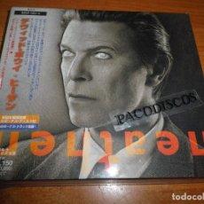 CDs de Música: DAVID BOWIE HEATHEN DOBLE CD DIGIPACK PROMO EDICION JAPON 2002 TEMA EXTRA WOOD JACKSON 2 FOLLETOS . Lote 123375971