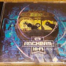 CDs de Música: ROCKERS HI FI / MISH MASH / CD - WEA - 1996 / 13 TEMAS / CALIDAD LUJO.. Lote 123444667