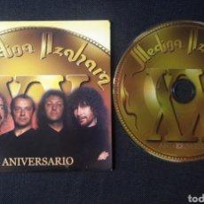 CDs de Música: MEDINA AZAHARA PROMO CD SINGLE: ANIVERSARIO / CAMPEONES. Lote 123451659