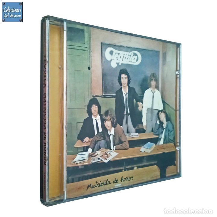 MATRÍCULA DE HONOR (ZAFIRO / 1978) TEQUILA / CD / BMG ESPAÑA 1999 (Música - CD's Rock)