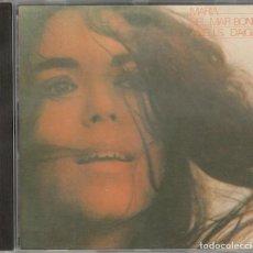 CDs de Música: MARIA DEL MAR BONET CD ANELLS D'AIGUA 1987 ARIOLA. Lote 123510687