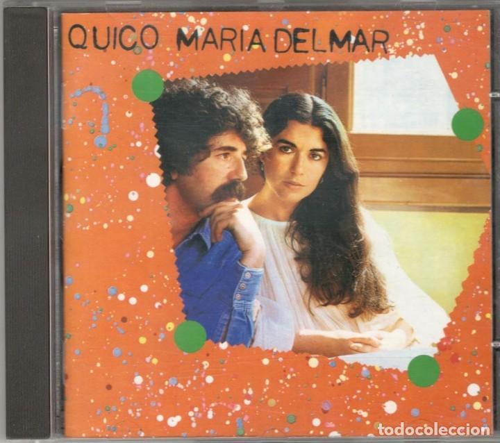 MARIA DEL MAR BONET CD MARIA DEL MAR QUICO PI DE LA SERRA 1996 ARIOLA (Música - CD's Otros Estilos)