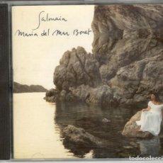 CDs de Música: MARIA DEL MAR BONET CD SALMAIA 1995 ARIOLA. Lote 123513447