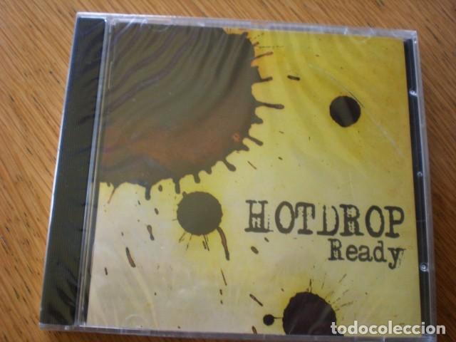ALBUM READY DE HOTDROP (Música - CD's Reggae)