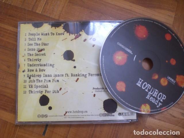 CDs de Música: album READY de HOTDROP - Foto 2 - 123525667
