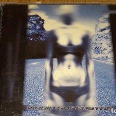 CDs de Música: AND ONE / VIRGIN SUPERSTAR / CD - VIRGIN - 2000 / 10 TEMAS / LUJO.. Lote 123600587