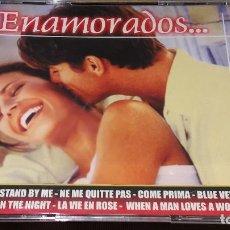 CDs de Música: ENAMORADOS / 4 X CD-PACK / 60 GRANDES TEMAS / CALIDAD LUJO. Lote 123622083