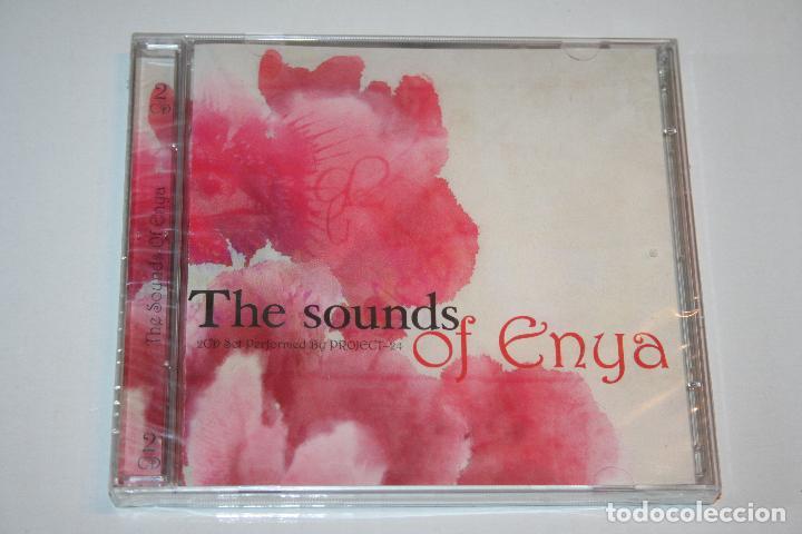 ENYA *** DOBLE CD MUSICA INTERNACIONAL (PRECINTADO) *** LIQUIDACION (Música - CD's Melódica )