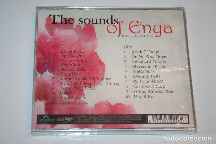 CDs de Música: ENYA *** DOBLE CD MUSICA INTERNACIONAL (PRECINTADO) *** LIQUIDACION - Foto 2 - 124035687