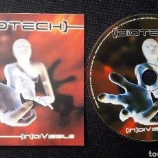 CDs de Música: BIOTECH - (IN)DIVISIBLE CD (NU METAL 2003 ). Lote 124141467