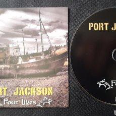 CDs de Música: PORT JACKSON - FOUR LIVES CD (HARD ROCK HEAVY METAL). Lote 124146904