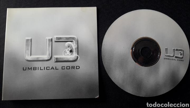 UMBILICAL CORD - DEMO CD 2002 + HOJA PROMO (Música - CD's Heavy Metal)
