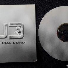 CDs de Música: UMBILICAL CORD - DEMO CD 2002 + HOJA PROMO. Lote 124147215