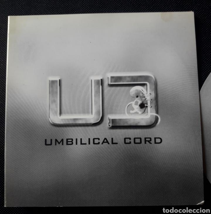 CDs de Música: Umbilical Cord - Demo CD 2002 + hoja promo - Foto 2 - 124147215