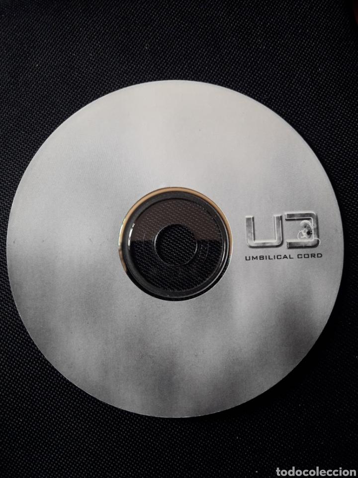 CDs de Música: Umbilical Cord - Demo CD 2002 + hoja promo - Foto 3 - 124147215